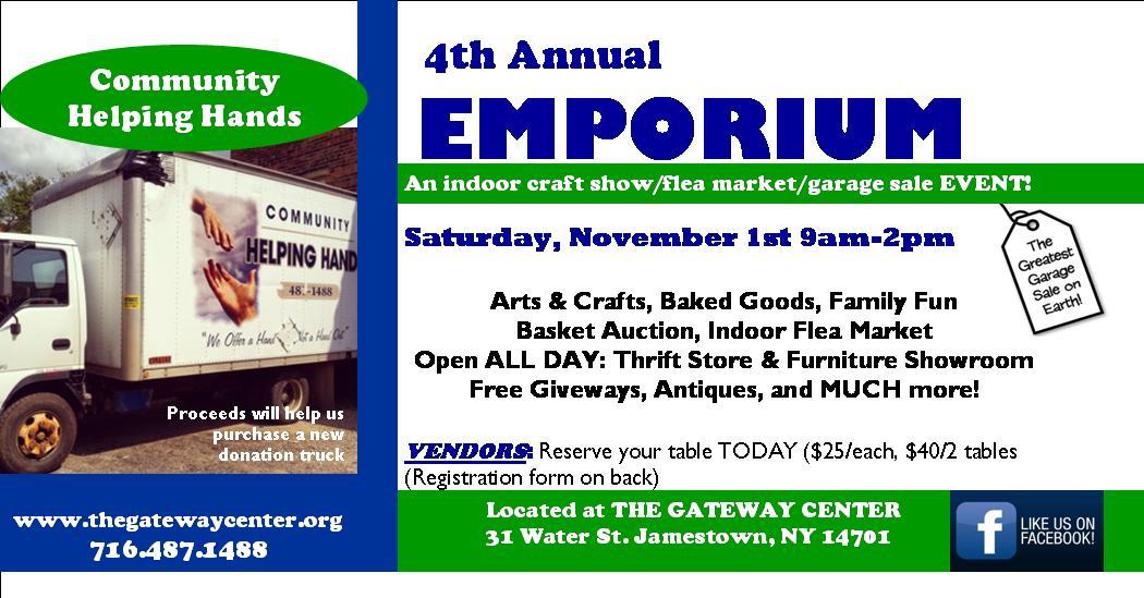 2014 Emporium - Community Helping Hands