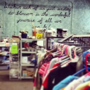 Depot Thrift Store